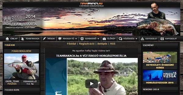 Team Rakaca - uCoz Website Examples