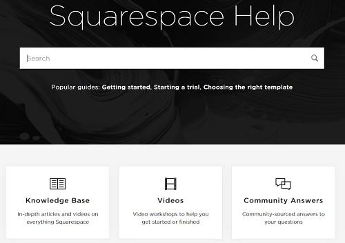 how to take website offline squarespace