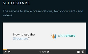 uKit SlideShare - uKit Website Builder