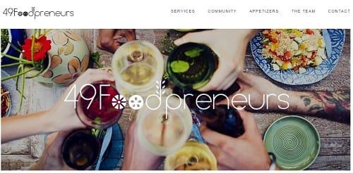 49Foodpreneurs