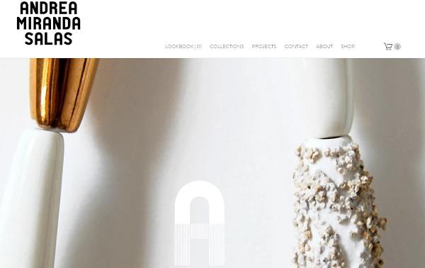 Andrea Miranda Salas - Wix eCommerce Examples