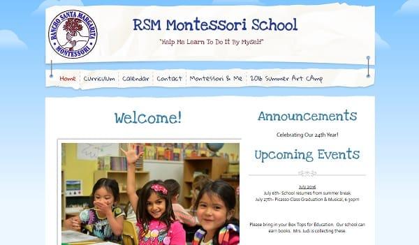 RSM Montessori