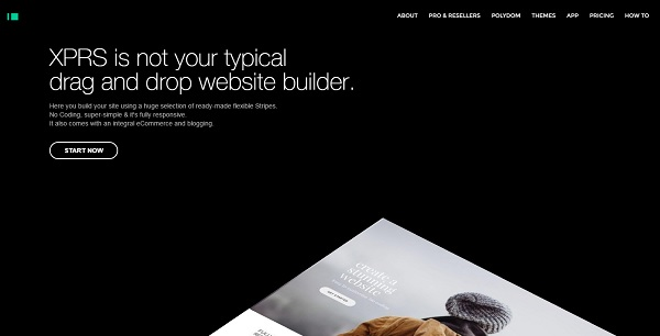 XPRS Website Builder
