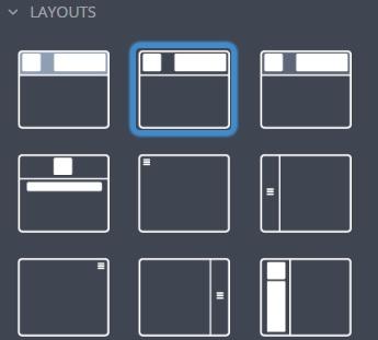Site123 Design Settings