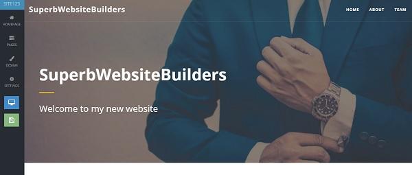 Site123 - Website Editor