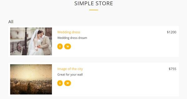 Site123 - Website Store