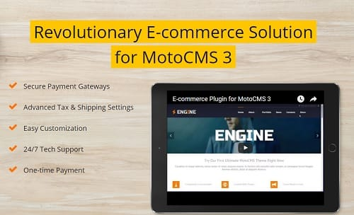 MotoCMS Ecommerce