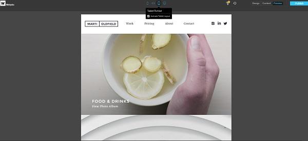 Webydo Preview
