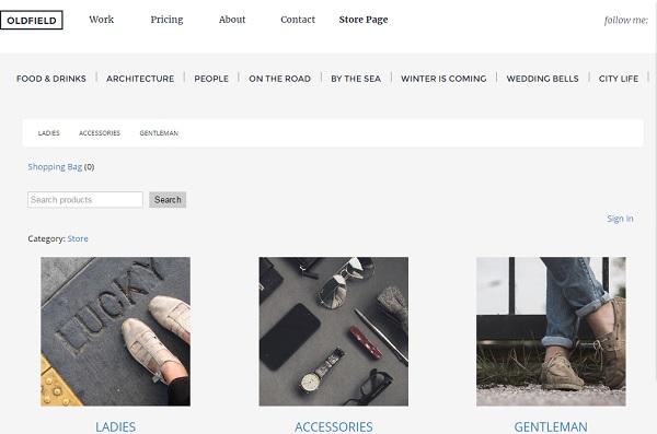 Webydo Store