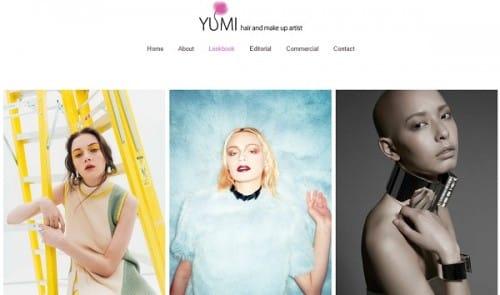 Yumi - IM Creator sample site