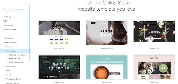 Wix - Website Builderfor Small Business