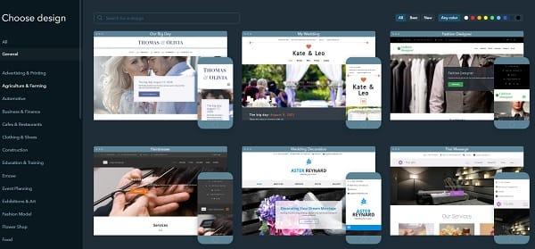 uKit - Website Builder for Small Business