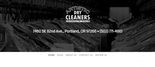 Artistic Dry Cleaners