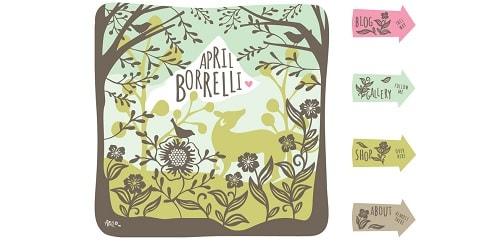 AprilBorrelli - screenshot