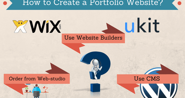 How to Create Portfolio Website