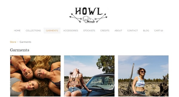 Howl Attire Blog
