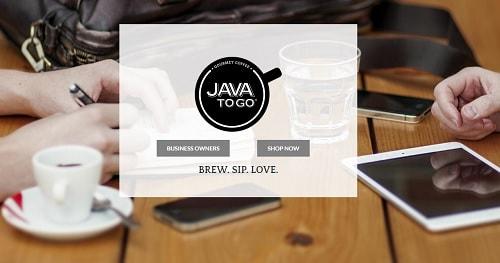Java to Go - screenshot