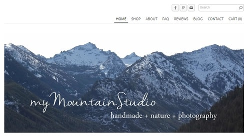 My Mountain Studio - screenshot