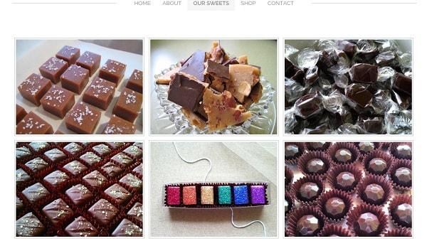 Rose City Sweets - screenshot
