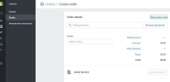 Shopify Dashboard Order-min