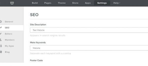 Weebly Settings Screen-min
