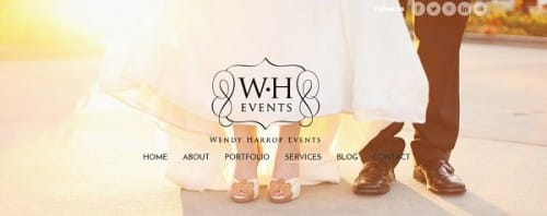 Wendy Harrop Events