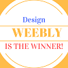 Design - Weebly is the Winner