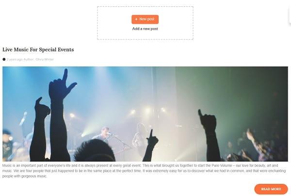 uKit Musician Blog