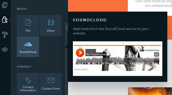 uKit Musician Features