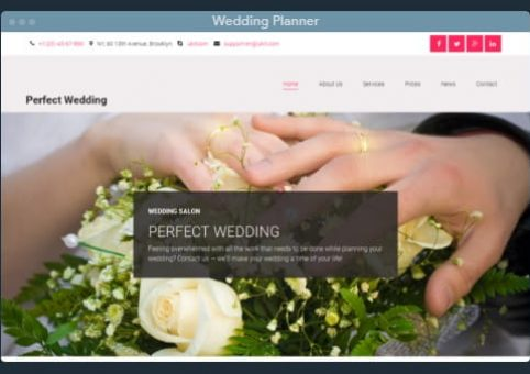 uKit Wedding Template3-min