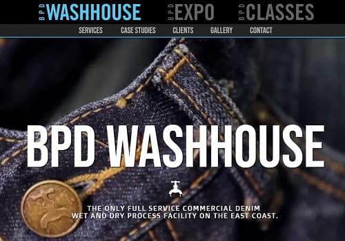 BPD Washhouse