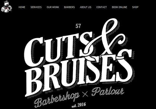 CutsAndBruisesBarbershop