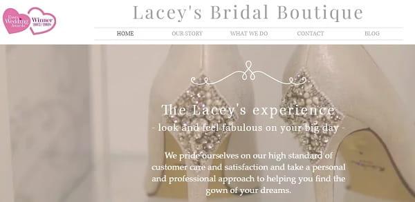 Laceys Bridal Boutique