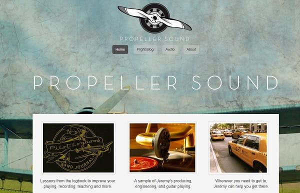 Propeller Sound