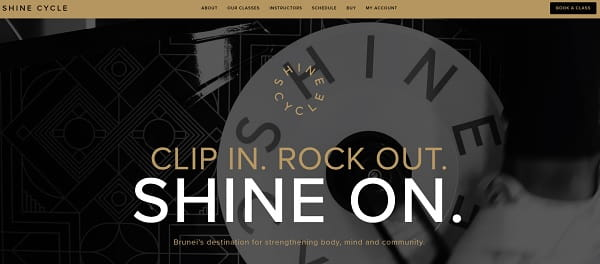 Shine Cycle-