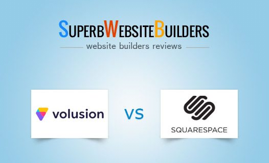 Volusion vs Squarespace