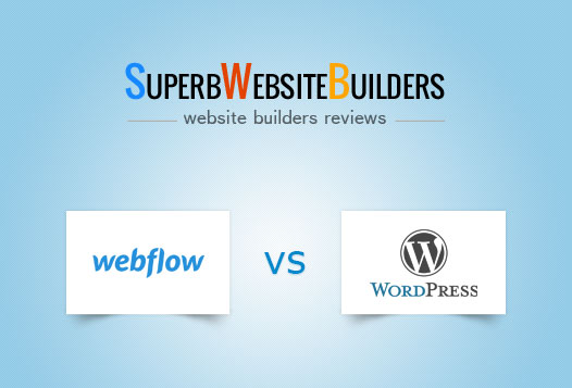 webflow vs wordpress