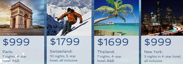 Wix Travel Offers