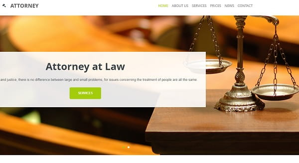 uKit - Law Firm Website Builder
