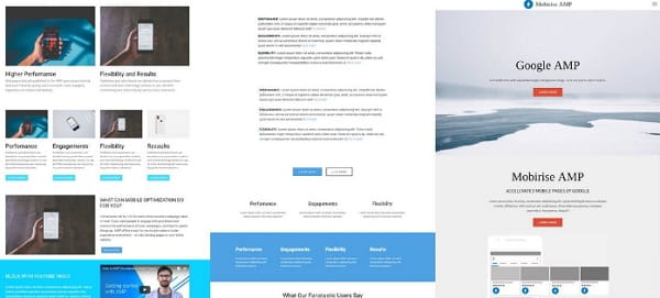 Mobirise Website Builder Review: Ease of Use, Pricing, Features, Designs