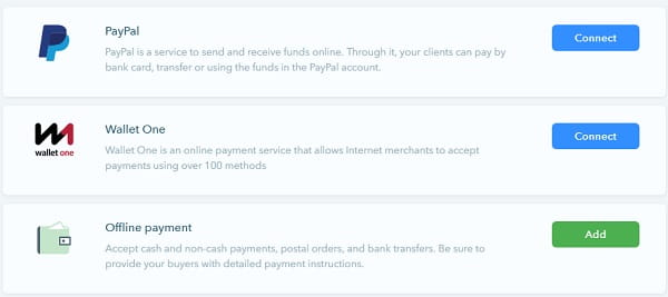 uKit Payment Methods