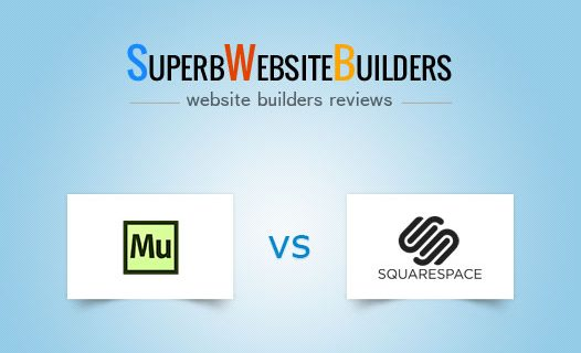 Adobe Muse vs Squarespace