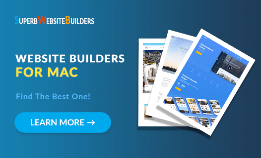 Best Website Builders for Mac
