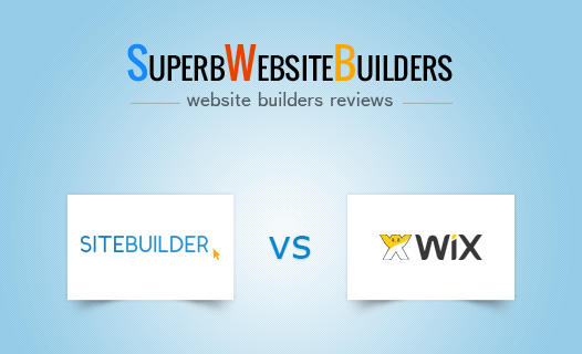 sitebuilder-vs-wix