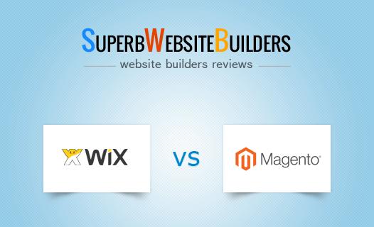 Wix vs Magento