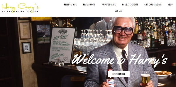 HARRY CARAYS RESTAURANT GROUP