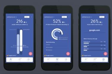 Jimdo Boost App