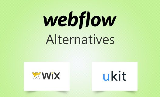 webflow alternatives
