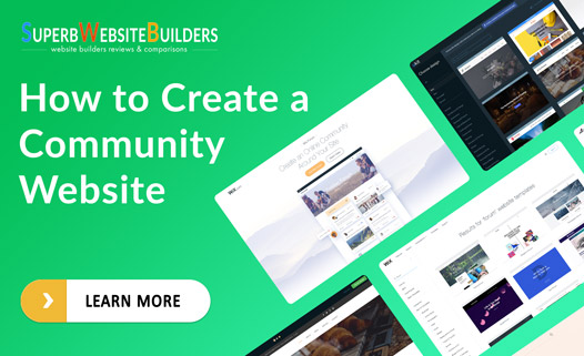 How to Build a Community Website