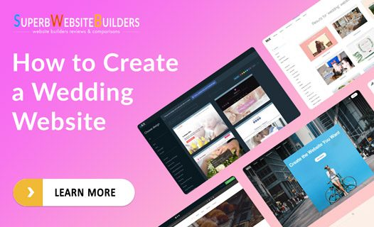 How to Create a Wedding Website by Yourself